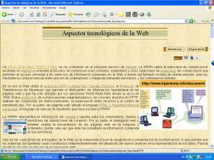 tecnolog�a World Wide Web