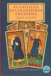 Portada del libro el Castillo de los destinos cruzados